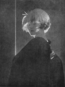 MRS. VERNON CASTLE By De Meyer, New York